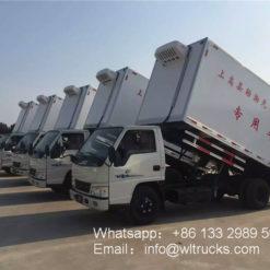JMC 5 ton Dead animal handling truck