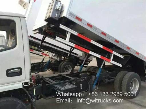 JMC Dead animal handling truck