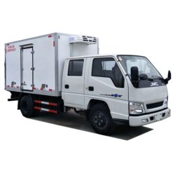 JMC Double Row 3 ton food fridge truck