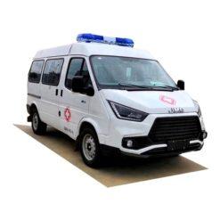 JMC Teshun Diesel Transport Ambulance vehicle