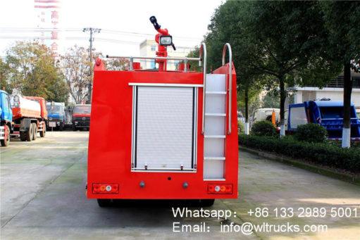 JMC fire truck