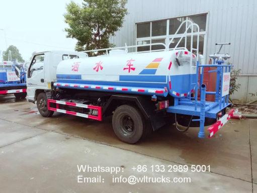 JMC water truck