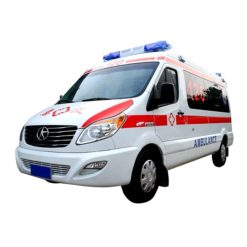 Jac mini ambulance vehicle