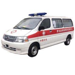 Japan Jinbei Grace small siren ambulance