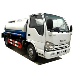 Japan brand isuzu water truck