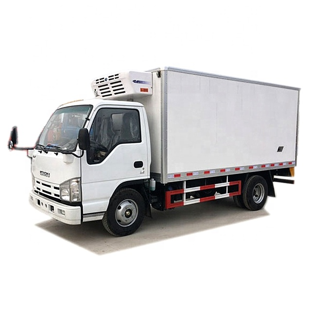 Japanese ISUZU brand 5 ton Animal carcass harmless ...