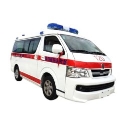Jinbei Big Hiace rescue Hospital ambulance vehicle
