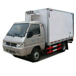 KAMA 2 ton refrigerated van and trucks