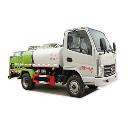 KAMA 3 ton small water bowser truck