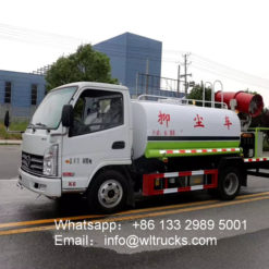 KAMA 5 ton dust suppression truck