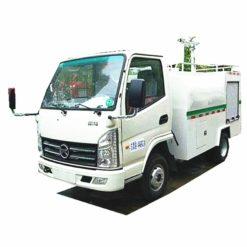 KAMA mini 1500 liter fire truck