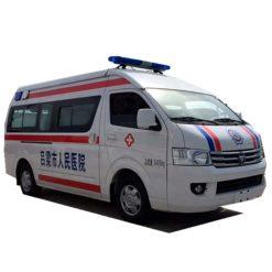 LHD or RHD Foton G9 Ambulance strecher