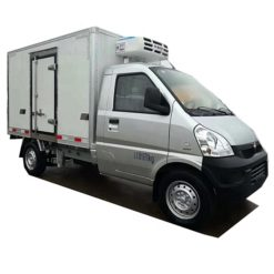 SAIC SGMW food refrigerated truck