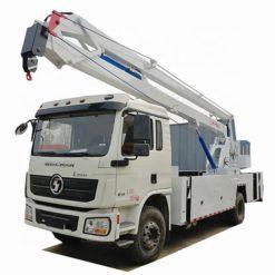 Shacman 20m to 22m aerial platform truck