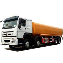 Sinotruk howo 8x4 30 ton water tanker truck