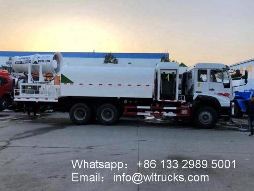 Steyr Dust suppression truck
