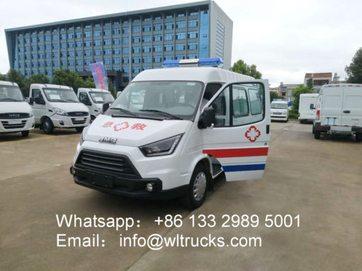 Transport Ambulance vehicle