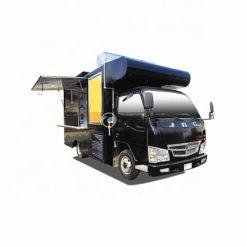 chinese JBC custom hot dog bbq food truck