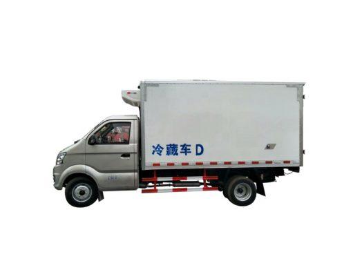 gasoline refrigerator trucks