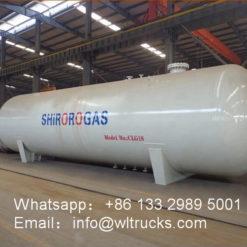 lpg bulk storage tank
