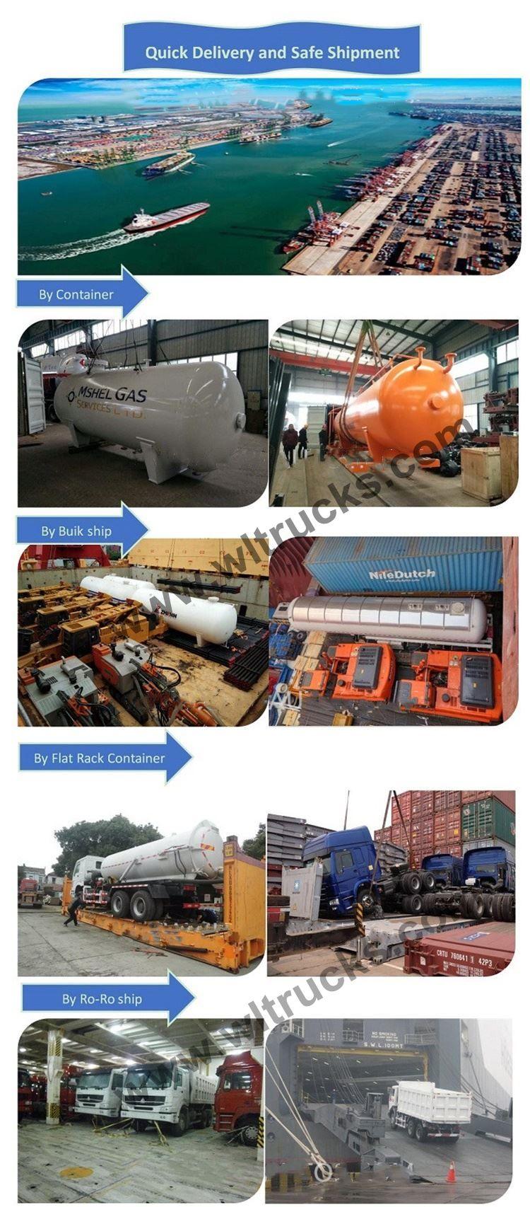 lpg filling station shipping