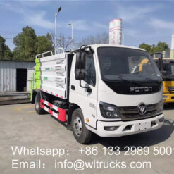 mobile Disinfection truck