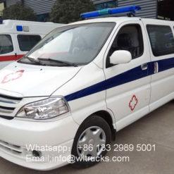 small ambulance