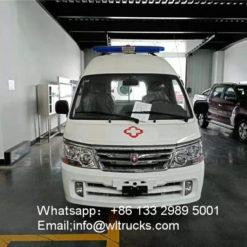 voiture ambulance