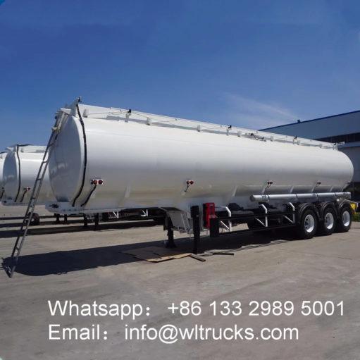water tanker trailer