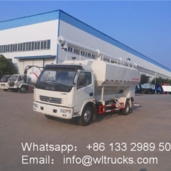 12m3 feed truck