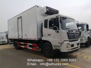 15 ton Meat Hook Freezer truck