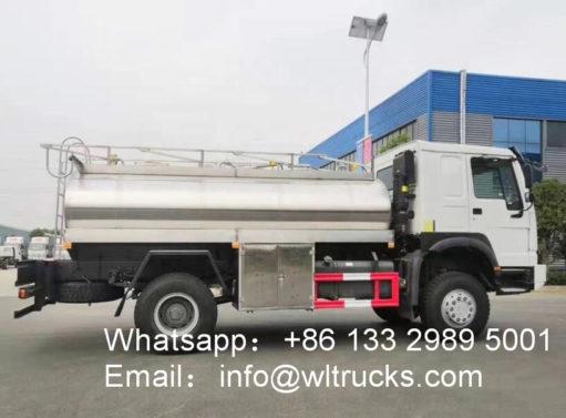 15 ton Milk Transport Truck