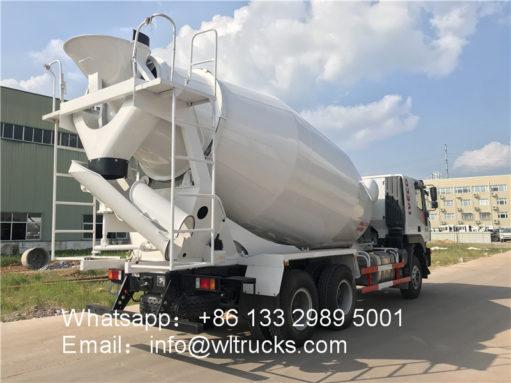 15m3 Concrete mixer truck