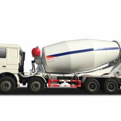 18cbm Concrete mixer truck