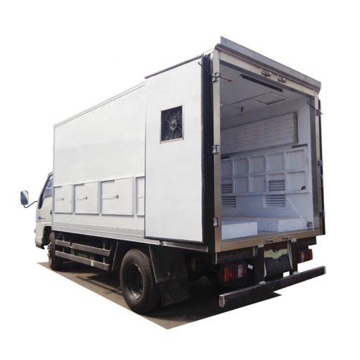 4 meter chick transport truck