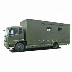 4x4 4wd big Mobile caravan food truck