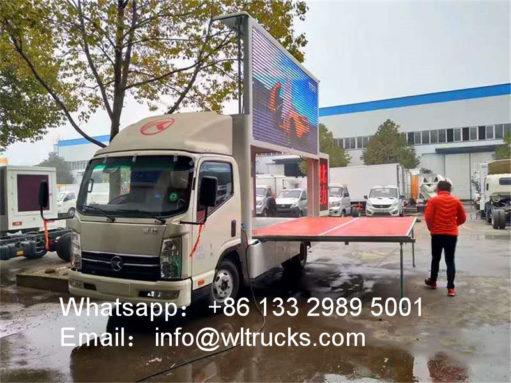 4x4 led truck