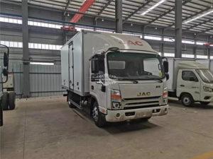 5 ton freezer trucks