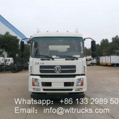 6x2 Dongfeng bulk feed truck