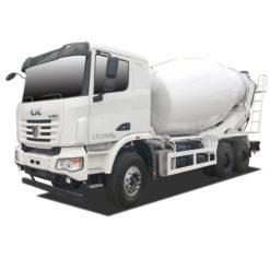 6x4 C&C 15m3 Concrete Mixer truck