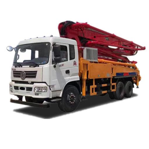 6x4 Dongfeng 35m cement pump truck