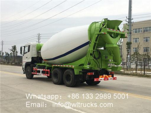 6x4 Dongfeng Mixer truck