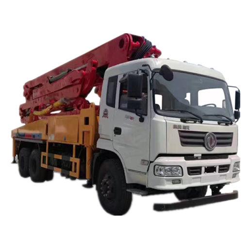6x4 Dongfeng cement pump truck