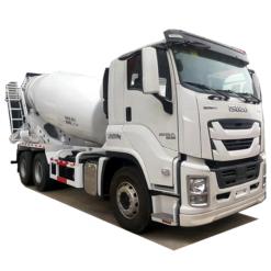 6x4 ISUZU 10m3 12m3 14m3 Concrete mixer truck