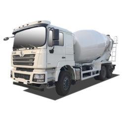 6x4 Shacman 15m3 Cement mixer truck