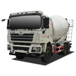 6x4 Shacman Delong 12m3 concrete mixer truck