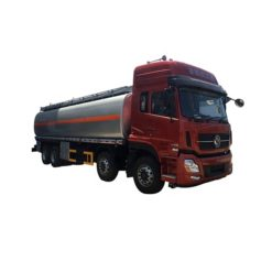 8X4 Dongfeng 25 ton to 30 ton stainless steel milk tank truck