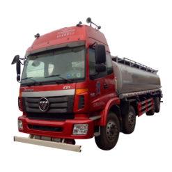 8X4 Foton Auman 25000L to 30000L milk tank truck
