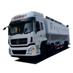 8x4 Dongfeng 40m3 Bulk feed delivery truck