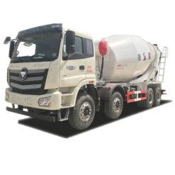 8x4 Foton Auman 16m3 18m3 Concrete mixer truck